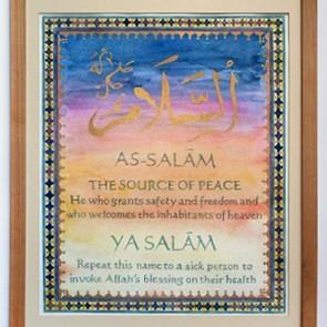 04 As-Salam (by Rohana Darlington)