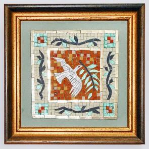 08 Peace Bird - Mosaic (by Rohana Darlington)
