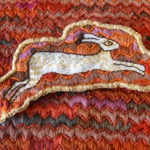 Harvest Hares - detail