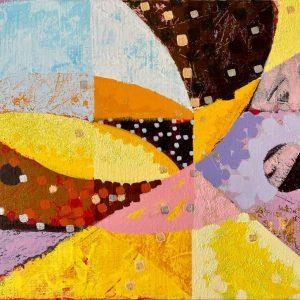 Acrylic on canvas, 30x40cm