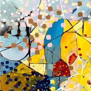 Acrylic on canvas, 40x30cm
